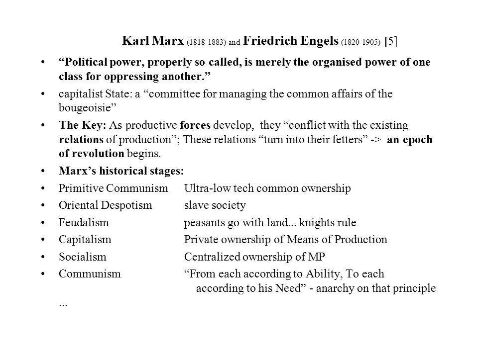 the different definition of power according to karl marx Despite frantz fanon's and karl marx's shared goal of the emancipation of all human beings from oppression the colonizers' violent exertions of power over the colonized natives require the legitimization of this authority through the manipulation according to marx.
